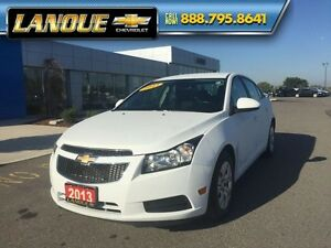 2013 Chevrolet Cruze LT Turbo  BLUETOOTH, REMOTE START, SHARP CA