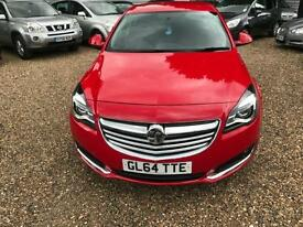 2015 Vauxhall Insignia 1.4 i SRi Hatchback 5dr (start/stop)