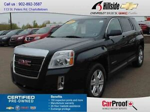 2015 GMC TERRAIN FWD Wagon 4 Door