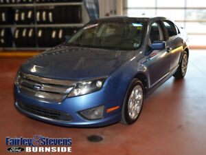 2010 Ford Fusion SE Sport - Sunroof, Spoiler, 6 Speed Manual