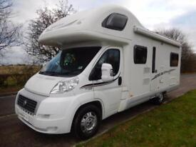 Swift Sundance 630L 2009 6 Berth Rear U Shaped Lounge Motorhome For Sale