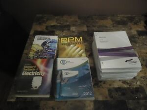 new electricians apprentice textbooks
