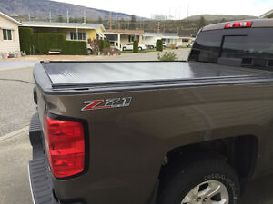 Retrax One Roll Top Cover for Chevy Truck