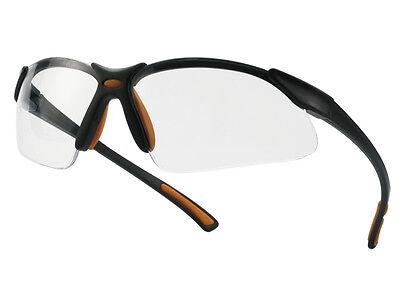 Sportliche Schutzbrille - Radbrille - Moderne Schutzbrille - Sportbrille