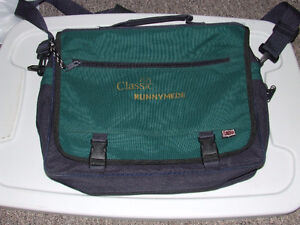 Mesanger Bag With Strap - NEW / LIKE NEW - $15.00