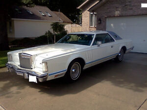 ***REDUCED***  1978 Lincoln Continental Mark V coup
