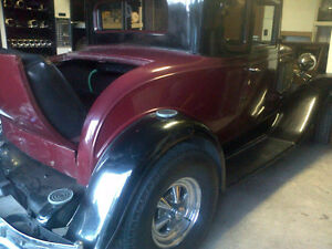 1932 Chevy rumbleseat coup