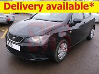 2015 Seat Ibiza S AC 1.2 DAMAGED REPAIRABLE SALVAGE