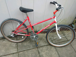 Raleigh Portage mountain bike