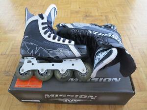 Mission, Informer Skate Jr Rollerblade-Size 5