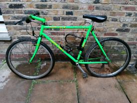 ORIGINAL MUDDY FOX COURIER COMP Mountain bike Ltd Edition COLLECTABLE