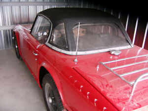 1971 TR6 Best offer takes it