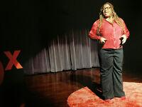 PUBLIC SPEAKING LESSONS w/TED Talks Speaker, Carolyn T