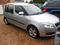 2009 Skoda Roomster 1.4TDI PD comes with triple 12 deal 12 mths FREE l@@k