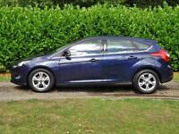 2013 Ford FOCUS 1.6 ZETEC TDCI Manual Hatchback
