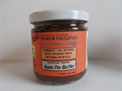 Jack's Premium Preserves No Sugar Added  Apple Pie Butter 10 OZ