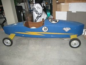 Soap Box Derby Racer  $400. obo