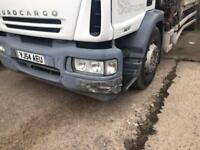 Iveco Eurocargo DROPSIDE TRUCK WITH GRABBER - 2005 54-REG -