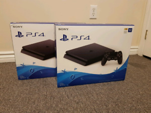 PS4 Jailbreak 1TB Slim Brand New