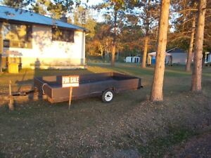 UTILITY TRAILER FOR SALE Cornwall Ontario image 3
