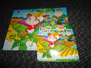 Jack and the Beanstalk Puzzle~~100 Pieces! Kingston Kingston Area image 4