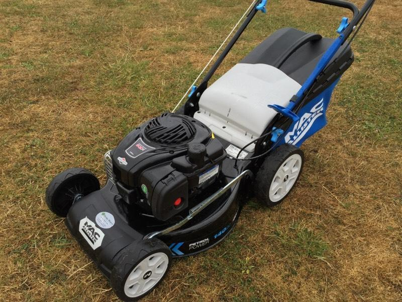 Mac Allister Petrol Lawn Mower In Bursledon Hampshire