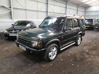 2004 Land Rover Discovery 2 2.5Td5 ( 7st ) ES Landmark