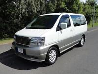 1998 Nissan Elgrand 3300 LUXURY 7 SEATER FRESH IMPORT 4dr