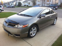 2007 Honda Civic Coupe 2 Doors For Sale
