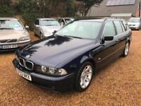 2003 BMW 525 2.5TD auto d SE Touring - 10 SERVICES STAMPS
