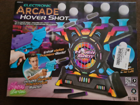 Electronic Arcade Hover Shot Game
