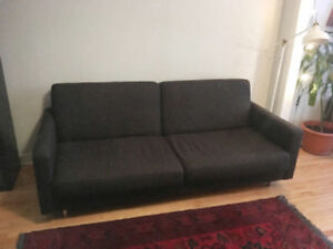 Structube Eden Convertible Sofa
