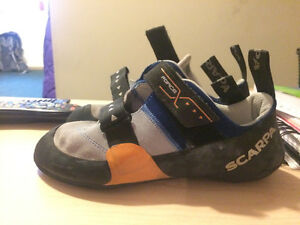 men Xforce rock climbing shoe