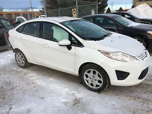 Parts for Ford Fiesta 2011-2013