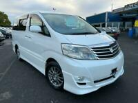 2008 TOYOTA ALPHARD 2.4 G EDITION AS 8 SEATER /ELECTRIC DOORS elgrand camper mpv