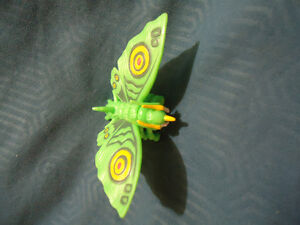 Yu Gi Oh Takahashi Miniature Figure Cute Monster Great Moth Rare