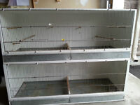 FLIGHT CAGES FOR SALE