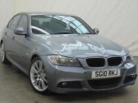 2010 BMW 3 Series 318I M SPORT BUSINESS EDITION Petrol grey Manual