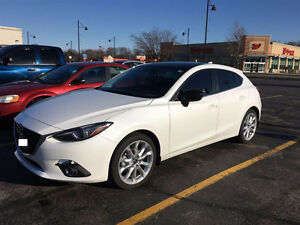 2016 Mazda3 Sport GT Hatchback + Luxury Package + Extras