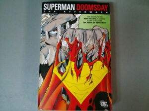 DC comic / TPB / Graphic NovelSuperman Doomsday The Aftermath