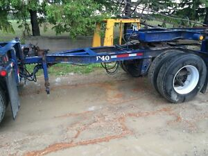 20 ft container chassis and SA dollies  London Ontario image 7