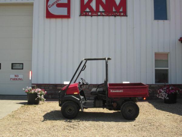 Used 2007 Kawasaki Mule 3010