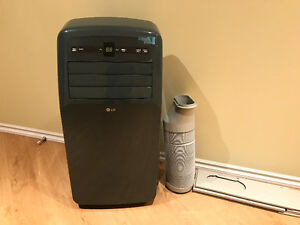 LG Portable Air Conditioner with Remote
