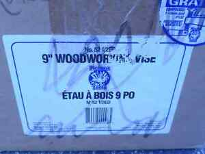 Record 52 1/2 Woodworking Vise New in Box Sheffield England