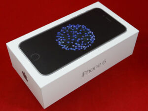 ★FACTORY UNLOCKED★.MINT 10/10★  APPLE IPHONE 6 16GB BLACK SPACE