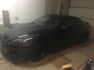 2007 Mazda RX-8 Coupe (2 door)