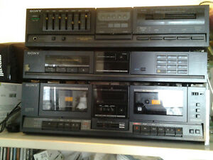 Sony Stereo and Pioneer cd changer with remote