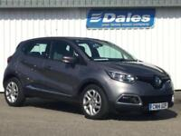 2014 Renault Captur 0.9 TCE 90 Dynamique MediaNav Energy 5dr 5 door Hatchback