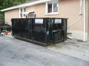 DEMOLITION DISPOSAL DUMPSTER BIN RENTAL -  REMOVAL SERVICES!!!!!