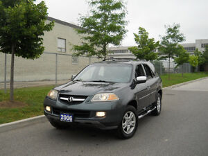 2006 Acura MDX, 7 Passenger, AWD,DVD, 3/Y warranty available.